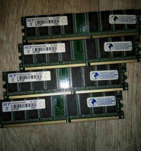 Оперативная память п/к,ноутбук