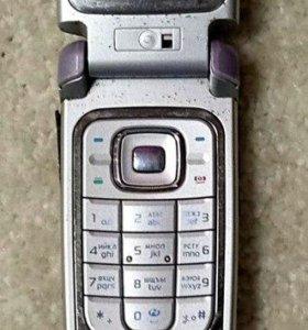 Сотовый телефон Nokia 6267