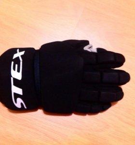 Хоккейные перчатки (краги) Stex JR