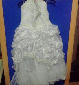 Платье свадебные