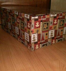 Подарочная коробка~трансформер