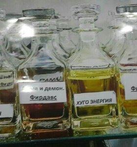 Арабские маслянные духи.