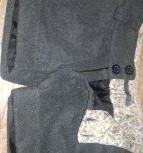 Зимние шорты