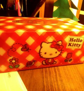 Коробочка Hello Kitty
