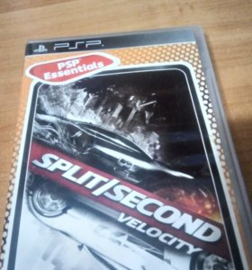Диск Split second velocity