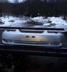 Бампер передний для BYD F3 новый