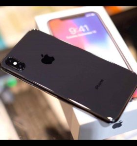 iPhone X 64/256 gb РСТ