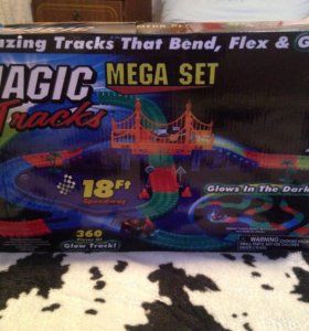 Magic track 360