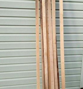 Рейка деревянная