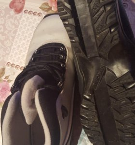Ботинки лыжные зимние