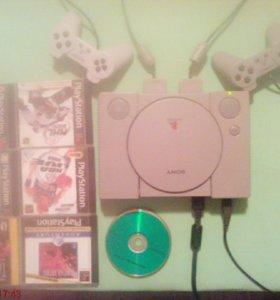 Игровая приставка SONY PlayStation