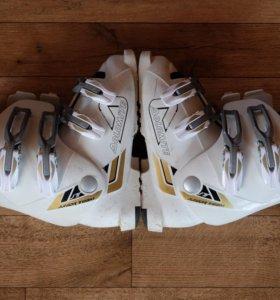 Детские горнолыжные ботинки Dolomite JrTeam 23 см.