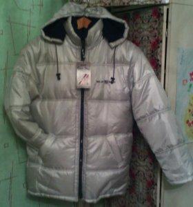 Зимняя куртка 44 размера