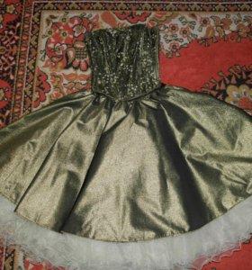 Платье корсет + юбка р-р 44-48