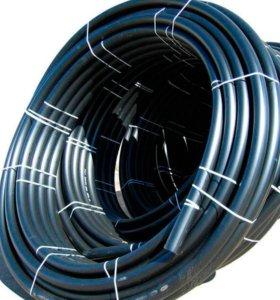 Труба полиэтиленовая водонапорная