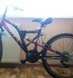 Велосипед горный  Kellt VCT 24-40