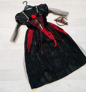 Новогодний костюм  НОВОЕ платье на 5-6 лет