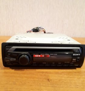 Магнитола Sony cdx-gt29e