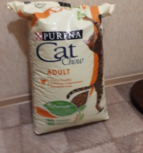 14кг PURINA Cat chau
