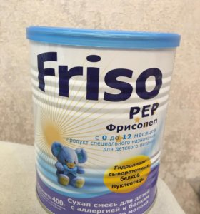 Смесь Friso pep