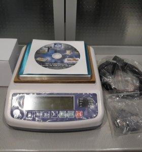 Весы лабораторные Massa-k BK-150.1