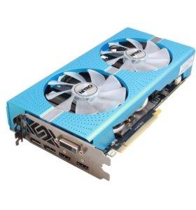 Видеокарта для майнинга sapphire Radeon RX 580