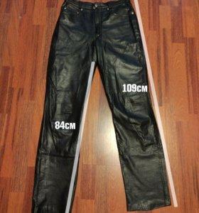 Кожаные штаны, размер М