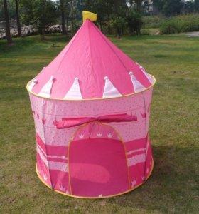 Домик для маленькой принцессы