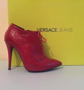 Ботильоны Versace Jeans