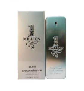 Paco Rabanne One Million Silver