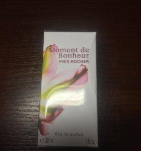 Духи Moment de Bonheur Yves Rocher