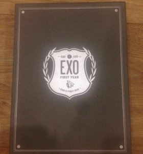 EXO 's First box, Second box
