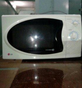 Микроволновая печь СВЧ LG MS-2322T