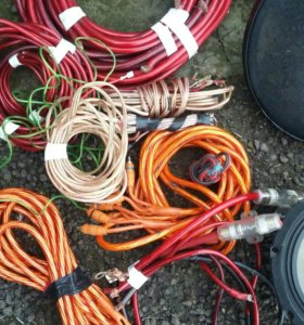 Провода для музыка