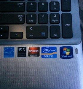 Ноутбук Самсунг i3