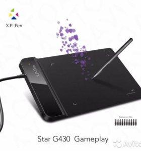 Tablet.Графичесский планшет.XP-Pen G430