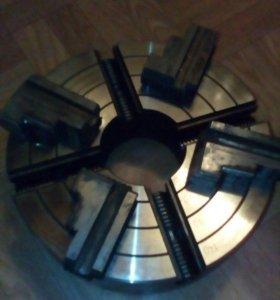 патрон токарный четырехкулачковый диаметр 315