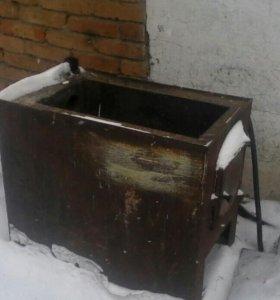 Печь тайга