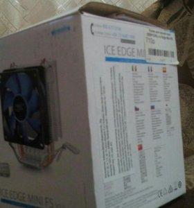Охлаждение для процессора,новое!!! + монитор acer