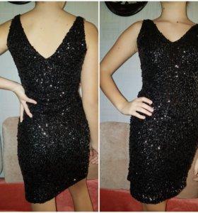 Вечерние новые платья