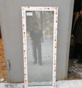 Окно Пластиковое 1550(в) х 610(ш) новое
