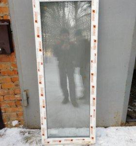 Окно Пластиковое 1570 (в) х 610 (ш) новое