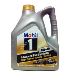 Масло моторное MOBIL 0W40 4 л. оптом