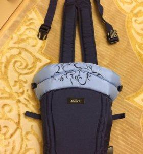 Рюкзак-кенгуру. Новый.
