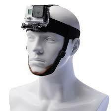 Крепление / аксессуар GoPro на голову экшн камера