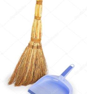 Уборщица в дом , подъездах