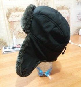 Зимняя шапкп для мальчика