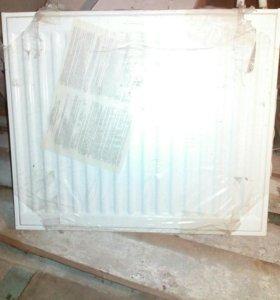 Радиатор стальной панельный.