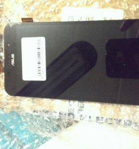 Экран с тачскрином в сборе Asus ZenFone 2(ze550cl)