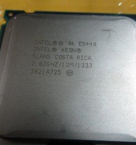 Xeon E5440 2.83GHZ/4 ядра/lga775